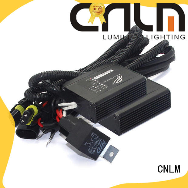 CNLM hot-sale led lamp adapter wholesale for car's headlight