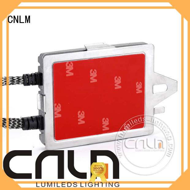 CNLM stable hid lamp ballast supplier for mobile cars