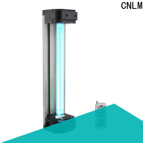 CNLM high-quality uv sterilizer lamp factory for office