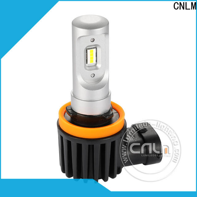 CNLM top quality best led bulbs for cars supplier for car's headlight