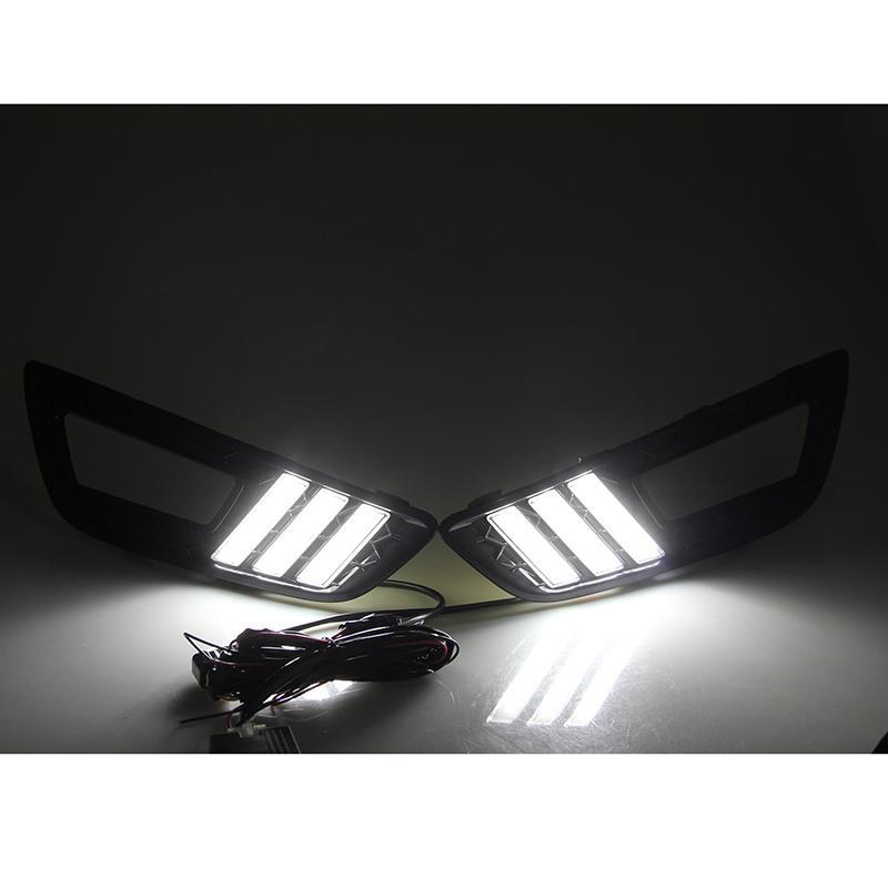 2015 Ford Focus daytime running light car light bulbs