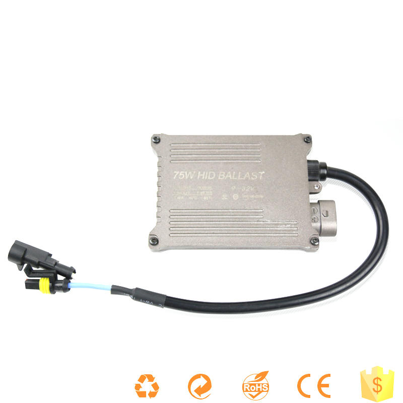 C1207 75W Standard Canbus Hid Headlamp Ballast