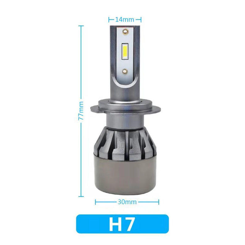 LED Headlight Bulb Kits For Cars A8L