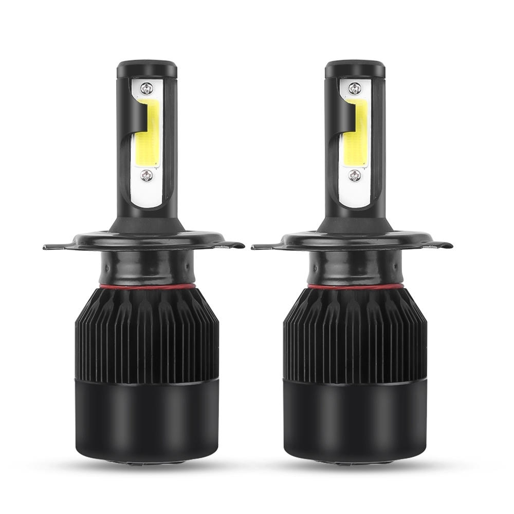 LED Headlight Bulb Kit C6