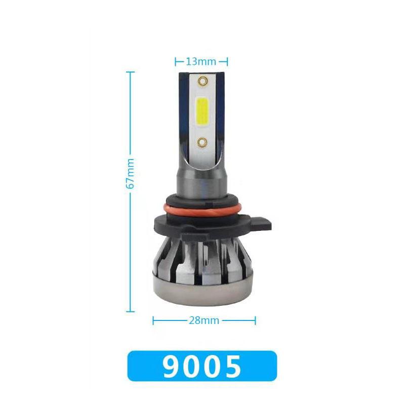 LED Headlight Bulb Kit Mini N1 Led Conversion Kit