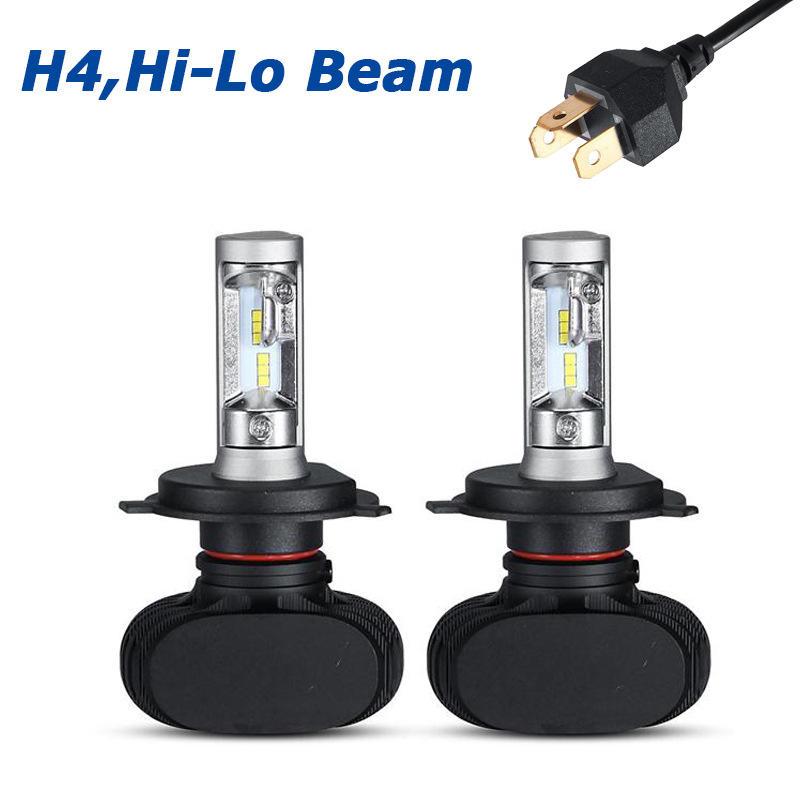 LED Headlight Bulb Conversion Kit S1