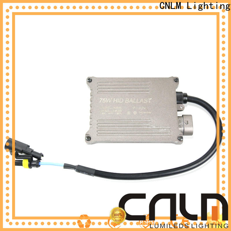 CNLM CNLM motorcycle hid ballast factory direct supply for sale