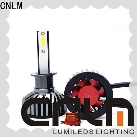 CNLM auto led bulbs factory direct supply for motorcycle