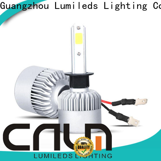 CNLM quality led headlight bulbs for trucks factory direct supply for mobile cars
