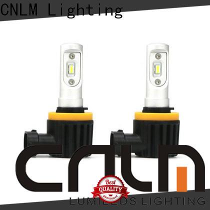 CNLM car led headlight bulbs directly sale for car's headlight