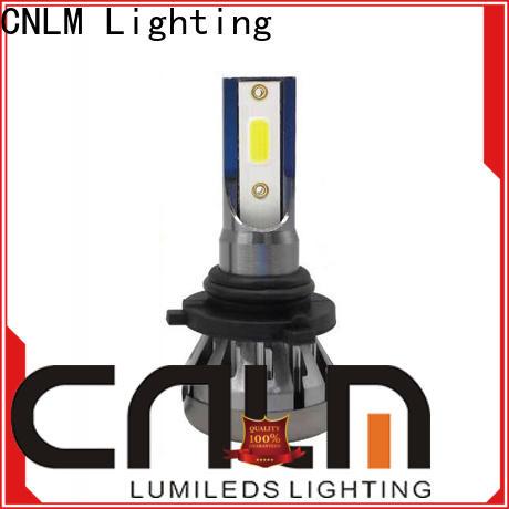CNLM automotive light bulbs wholesale for mobile cars