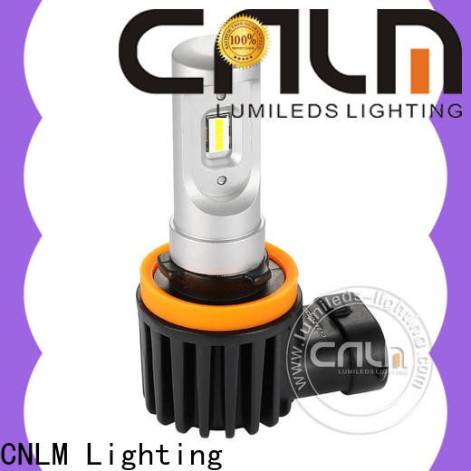 CNLM best value auto led light bulbs from China for car's headlight